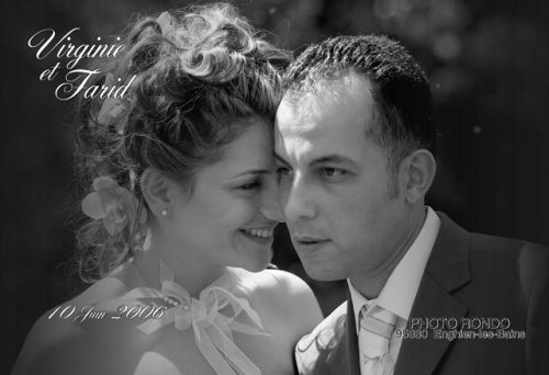 Photographe mariage - NUMERIKA - photo 36